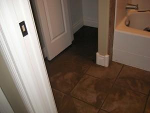 repairing bathroom water damage in las vegas