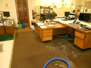 Commercial Water Damage In Las Vegas