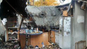 fire damage las vegas